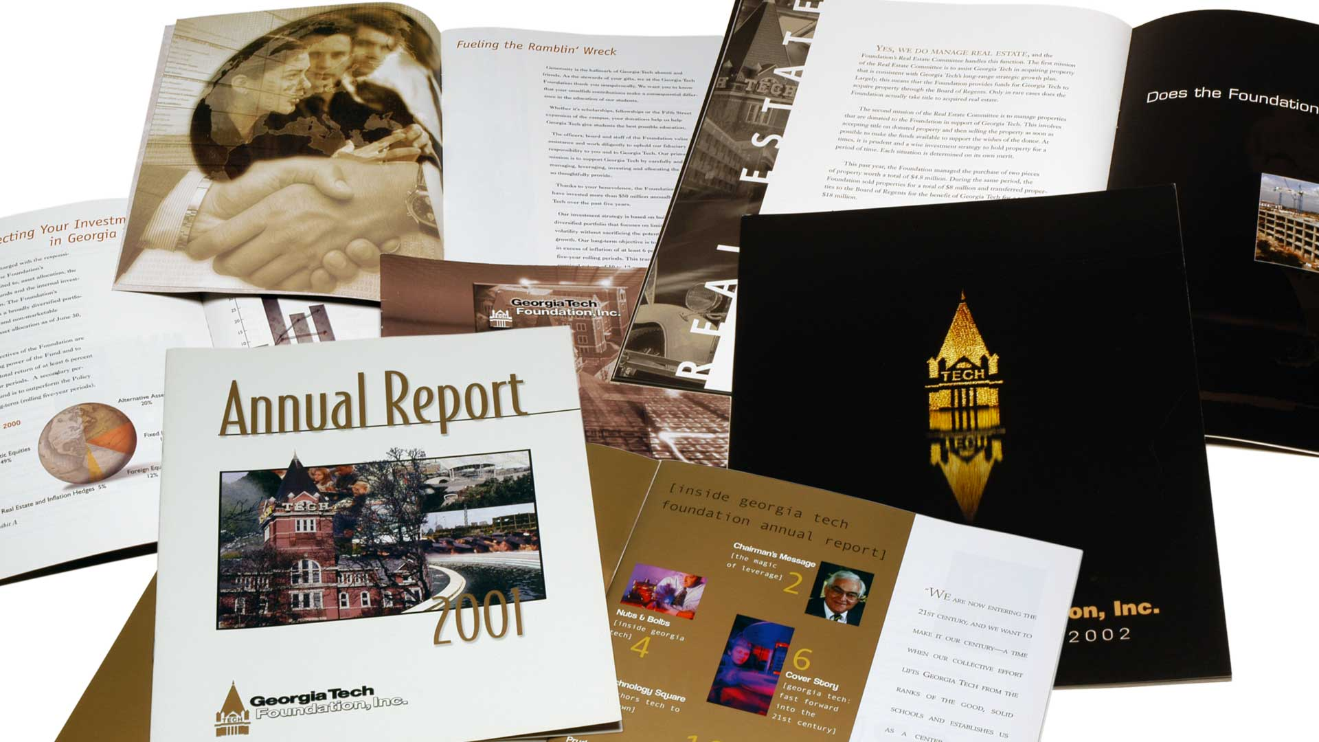 Georgia Tech Foundation Annual Reports